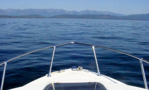 Flathead Lake Boating Fun